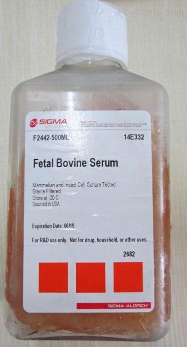 Sigma美��胎牛血清F2442